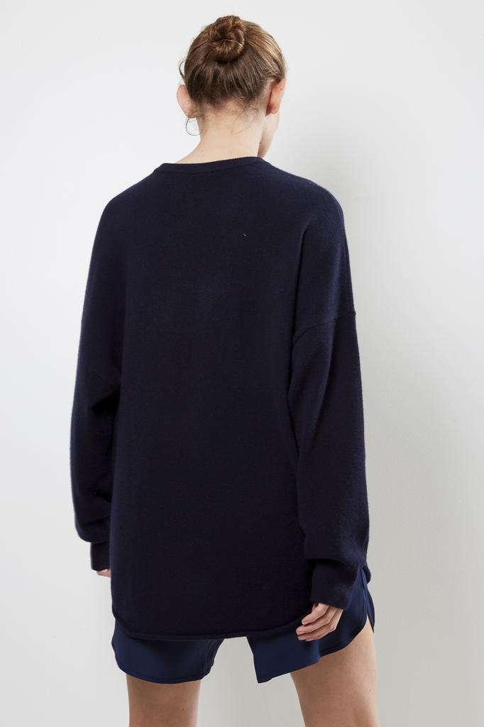 extreme cashmere - Nº53 crew hop sweater