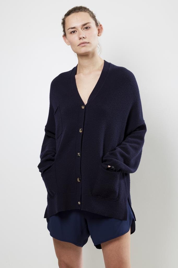extreme cashmere Nº54 tokio cardigan