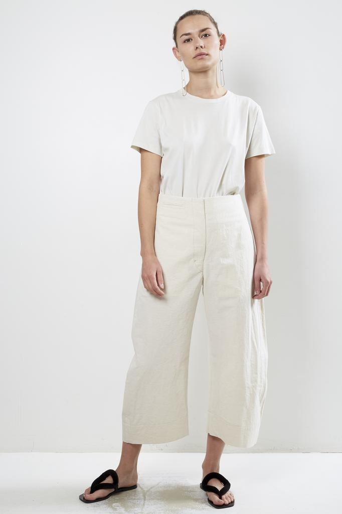 Lemaire CROPPED CHINO PANTS