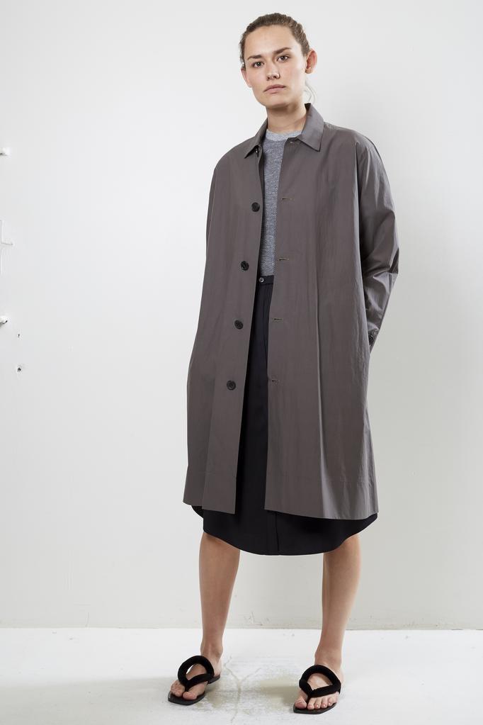 Stephan Schneider coat ephemera