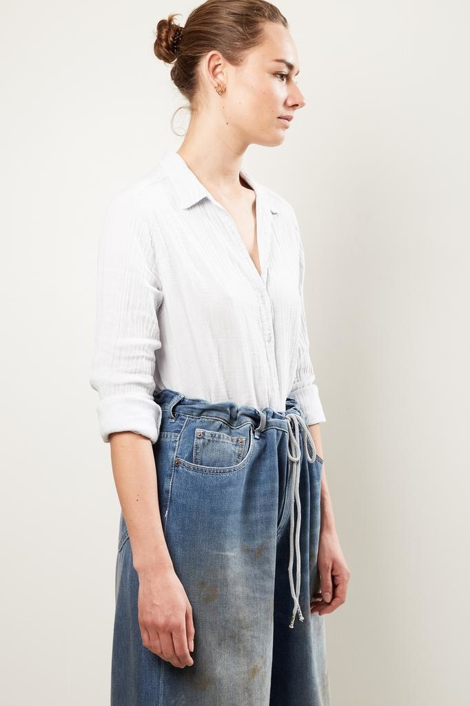 Xirena - scout chelsea gauze shirt