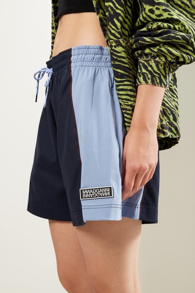 Ganni - Pique Jersey short