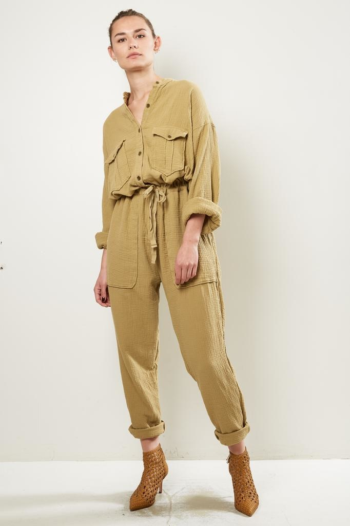 Etoile Isabel Marant JAYA DESERT COTTON ALL IN ONE