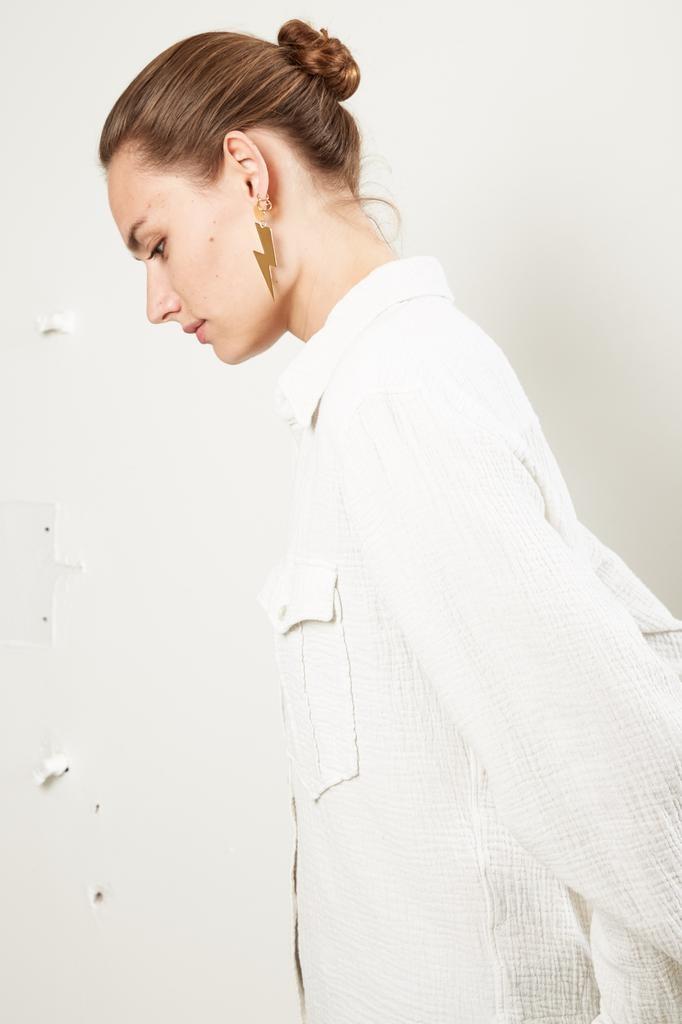 Isabel Marant - BOUCLE OREILLE ZIGGY EARRINGS