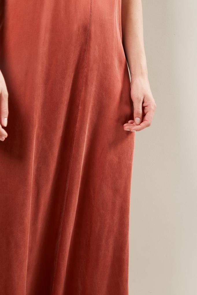 Forte Forte - Forte_Forte satin long slip dress