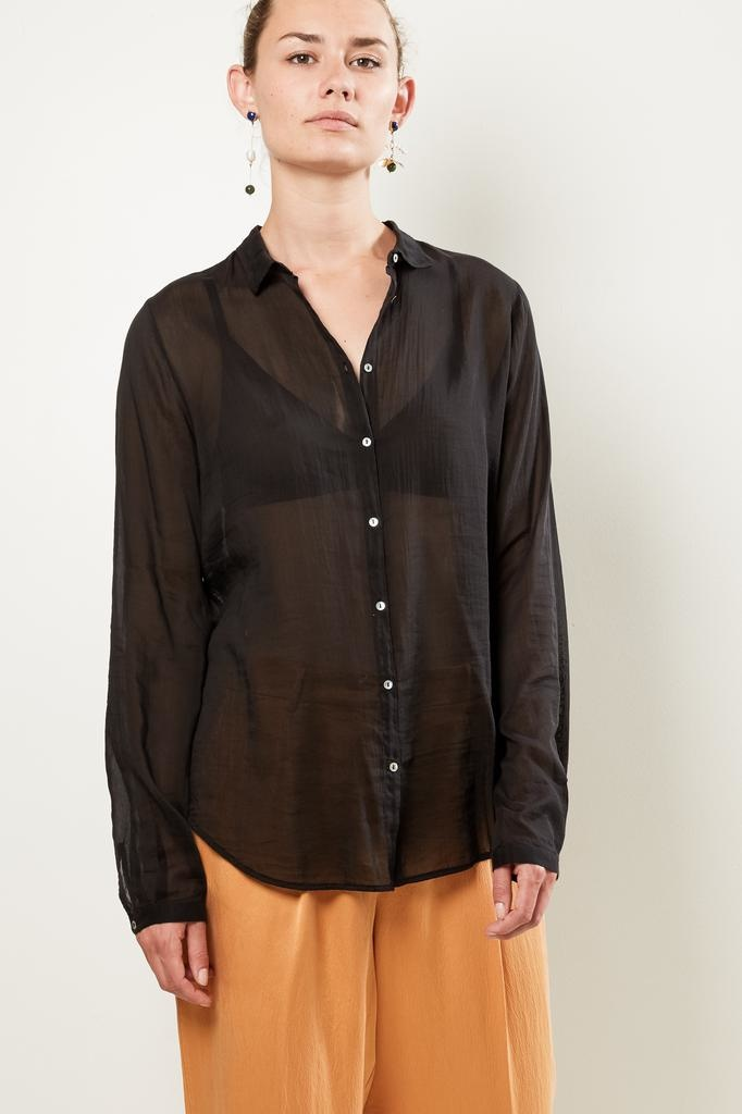 Forte Forte - cotton silk blend shirt
