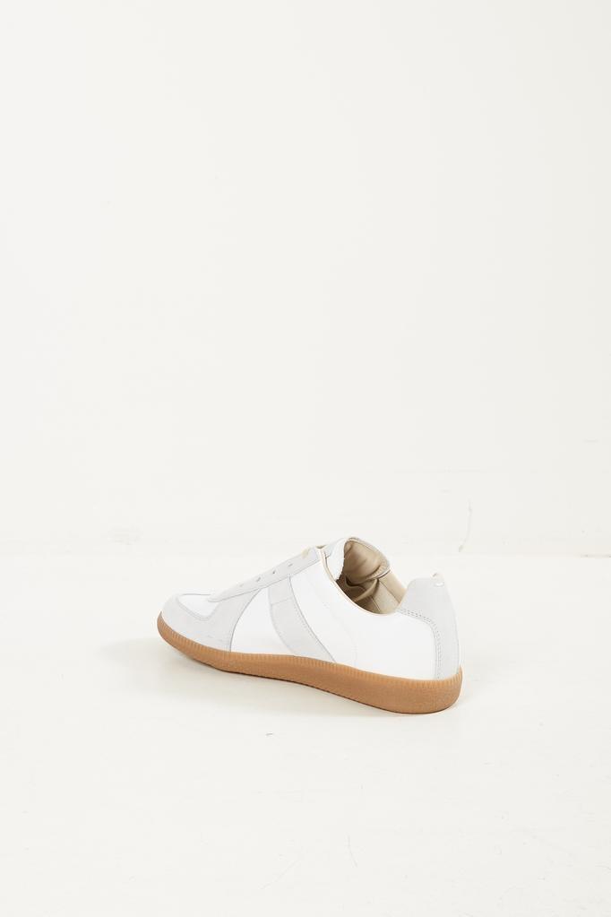 Maison Margiela - 70's replica suede leather sneaker