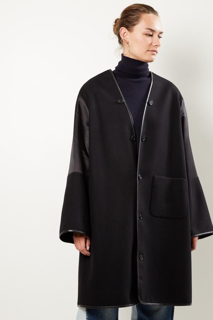 Maison Margiela - felt coat