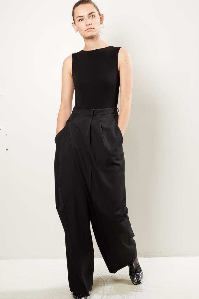 Maison Margiela - Mixed Wool Confort pants