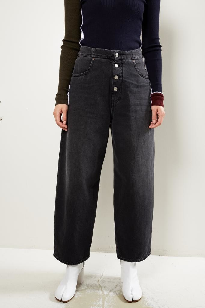 MM6 Pants 5 Pockets Denim