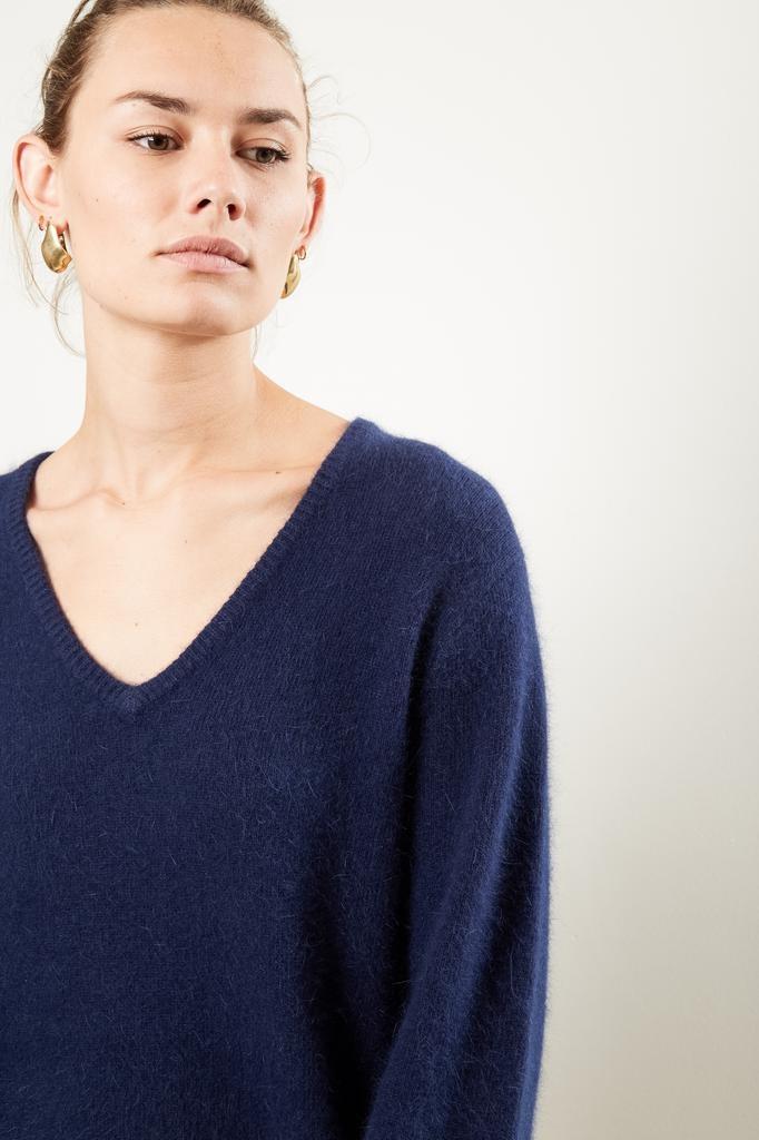 Frenken Hug knitted top