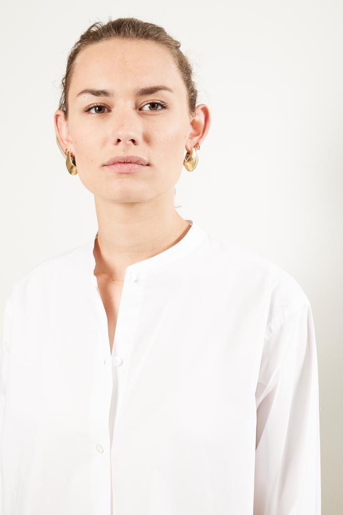 Sofie d'Hoore Bosaso cotton poplin shirt