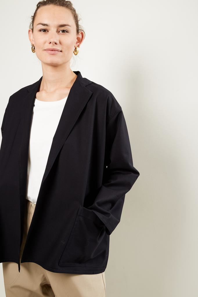 Sofie d'Hoore Corbyn compact cotton twill jacket