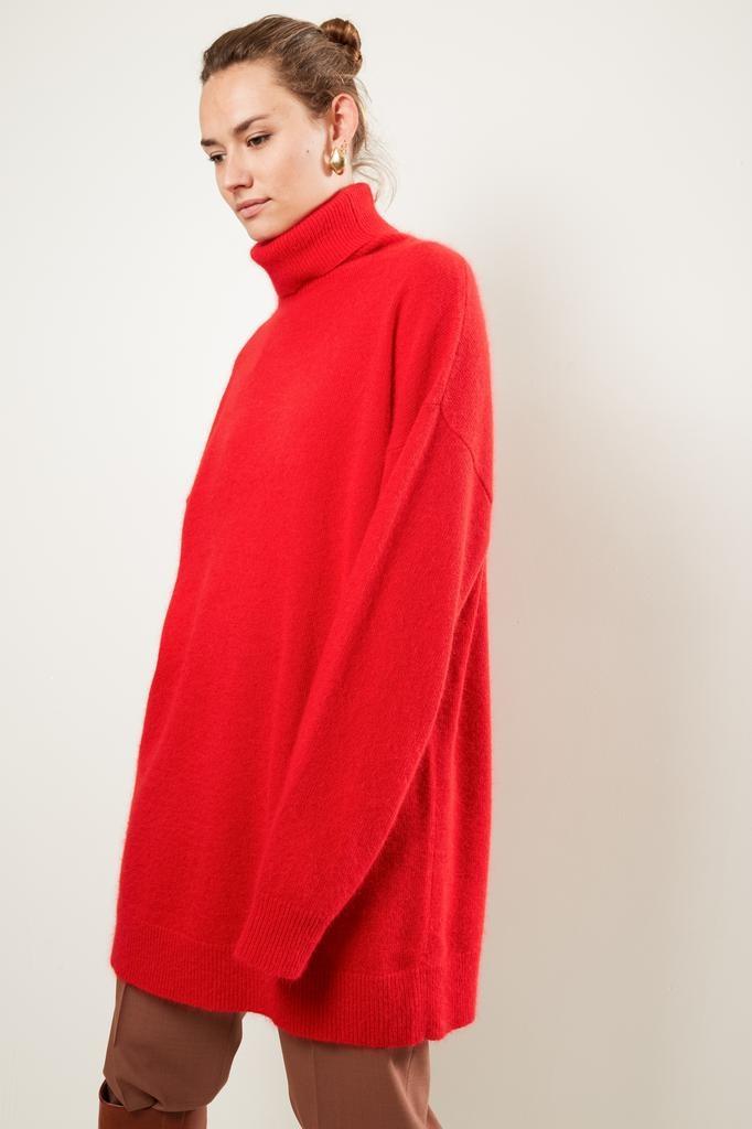 Frenken ring knitted dress