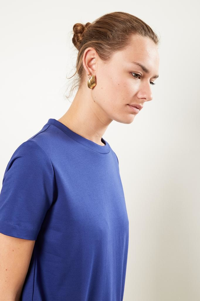 Sofie d'Hoore Trust fine cotton fleece t-shirt