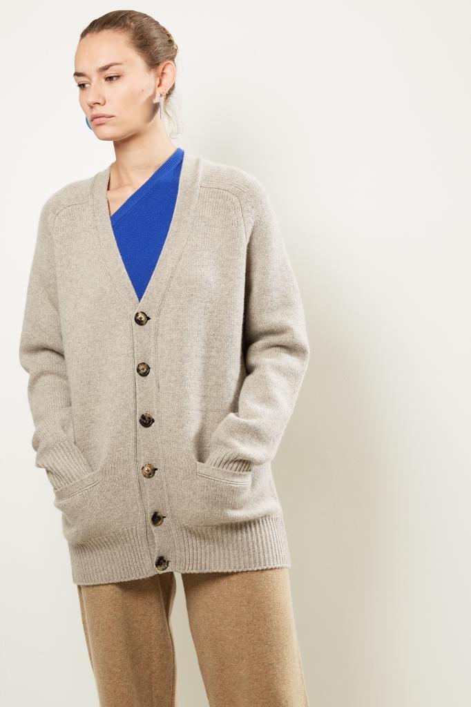 extreme cashmere - Nº82 papi very oversized unisex cardigan