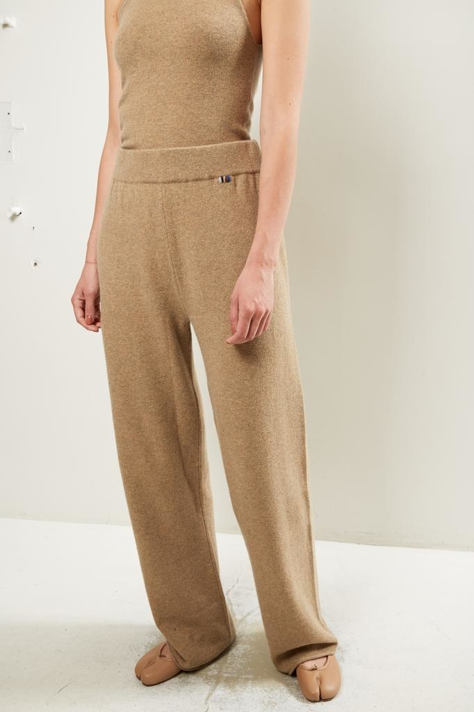 extreme cashmere Nº104 wide leg trousers