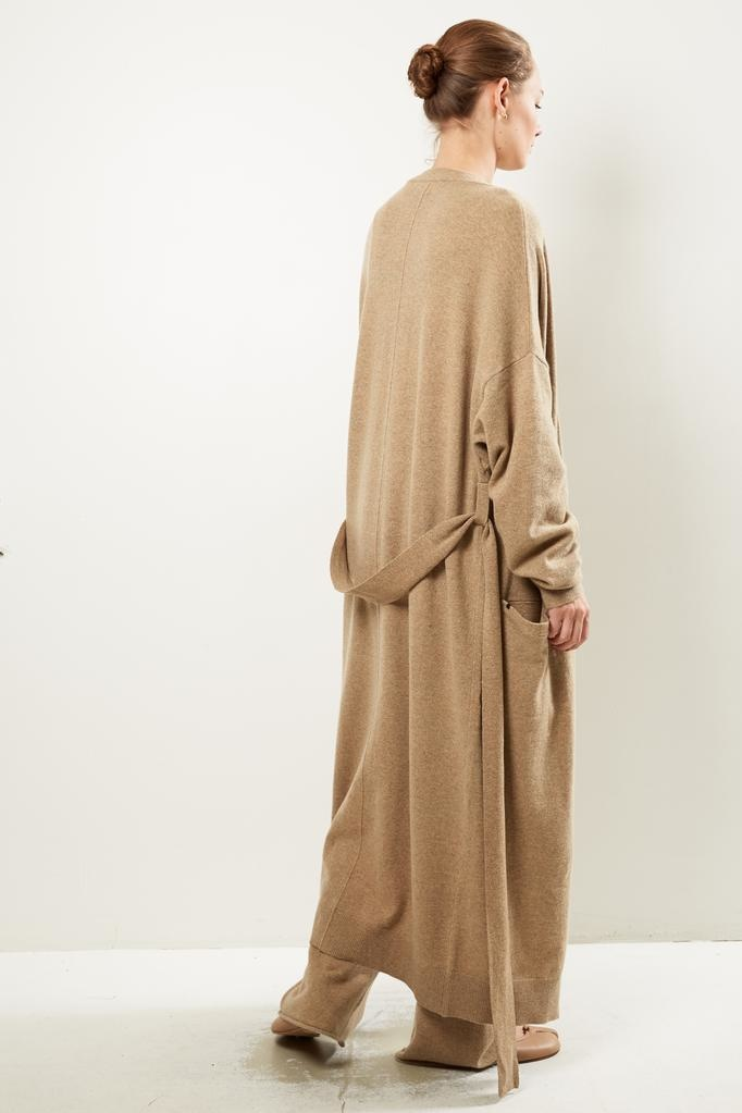 extreme cashmere Nº105 big coat long cardigan