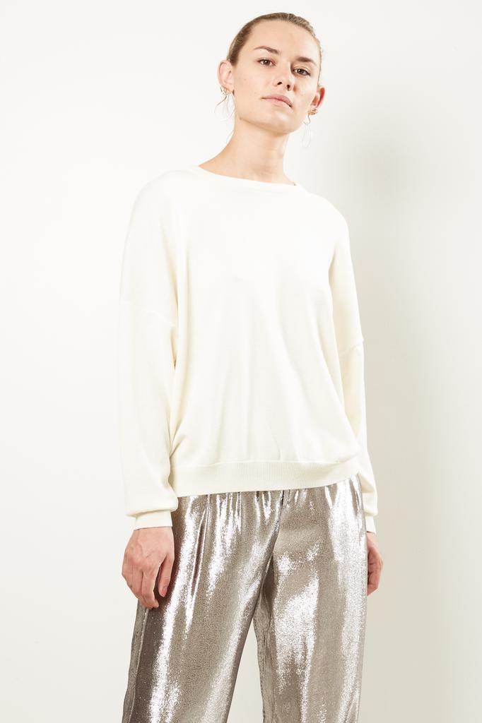 inDRESS - Tasmanian wool oversize sweater