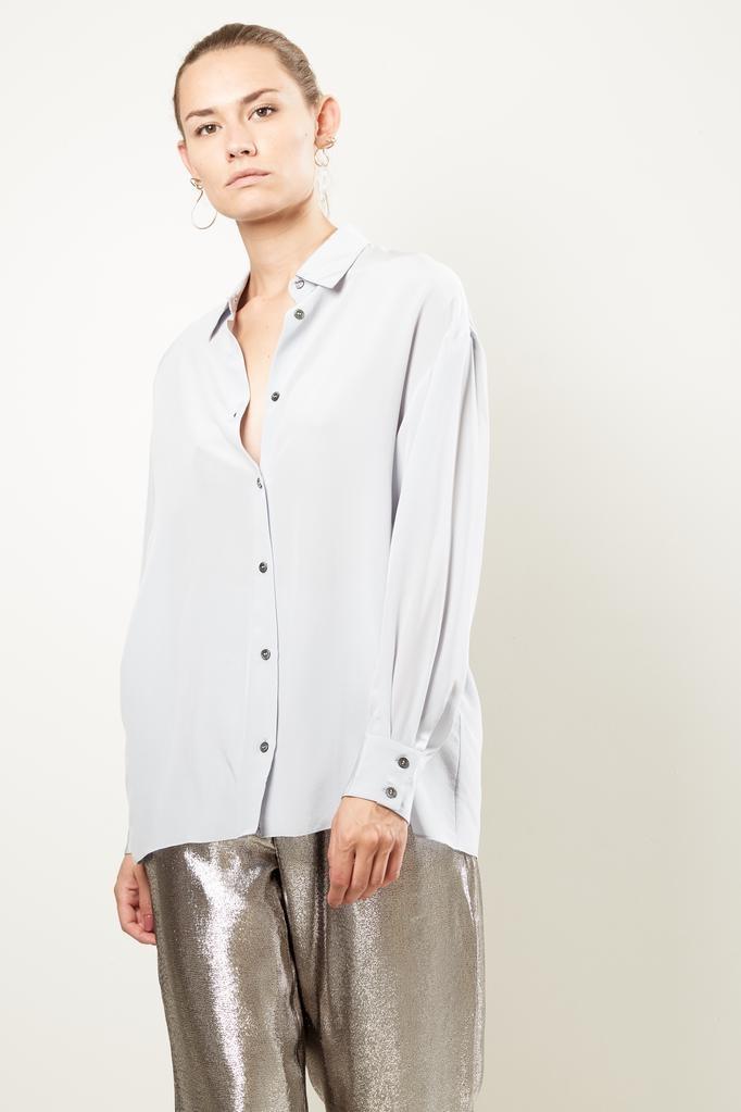 inDRESS Silk shirt