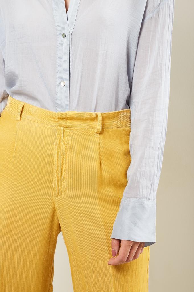 Forte Forte - Fluid ribbed velvet pants