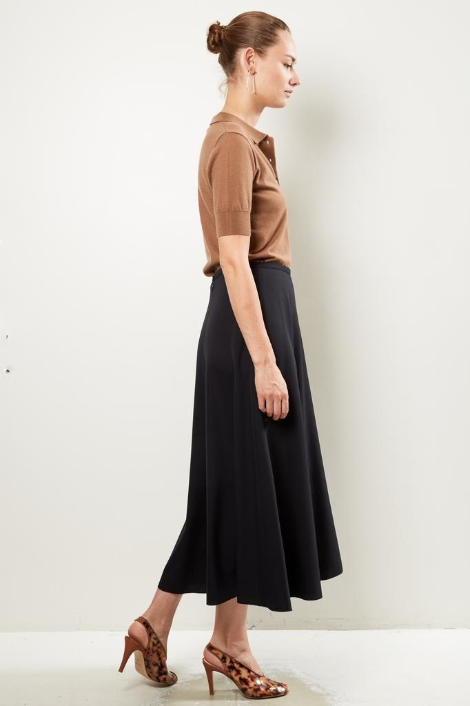 Forte Forte wool canvas skirt