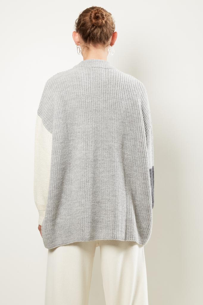 Valentine Witmeur lab - Fine alpaca merino wool sweater