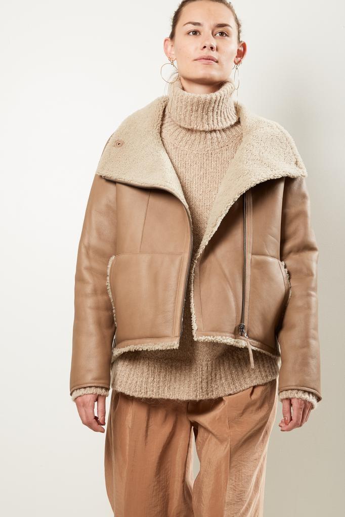 Humanoid Bria brave coat