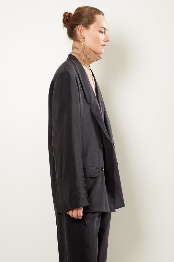 Lemaire - Double breasted jacket
