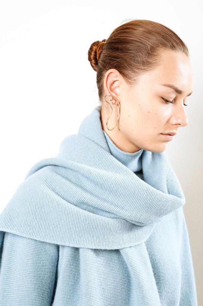 Christian Wijnants Kristan scarf
