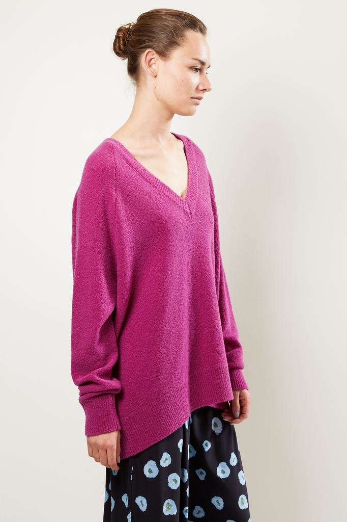 Christian Wijnants - KARWAT V-NECK SWEATER