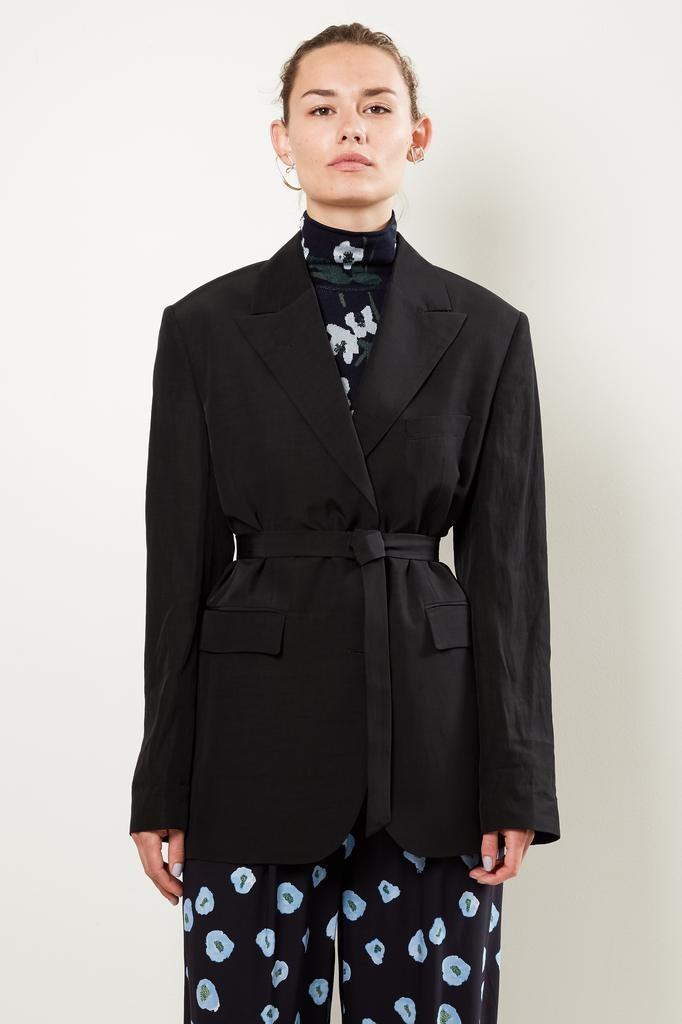 Christian Wijnants - JINPA TAILORED JACKET WITH BELT