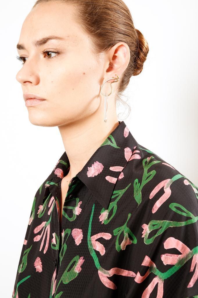 Christian Wijnants - Dani flowers dress