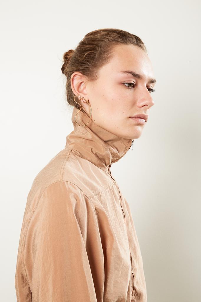 Annika Inez - GF- Endless Curve Earrings