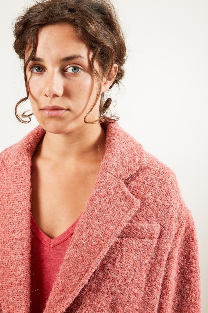 Etoile Isabel Marant - Dante wooly coat