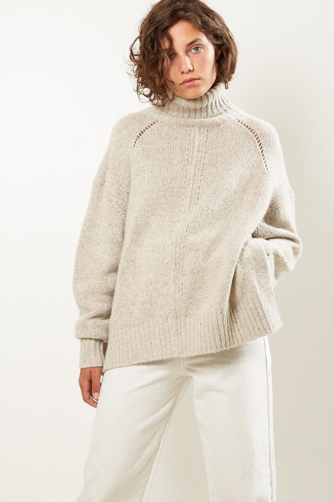 Isabel Marant Harriett heavy cashmere sweater