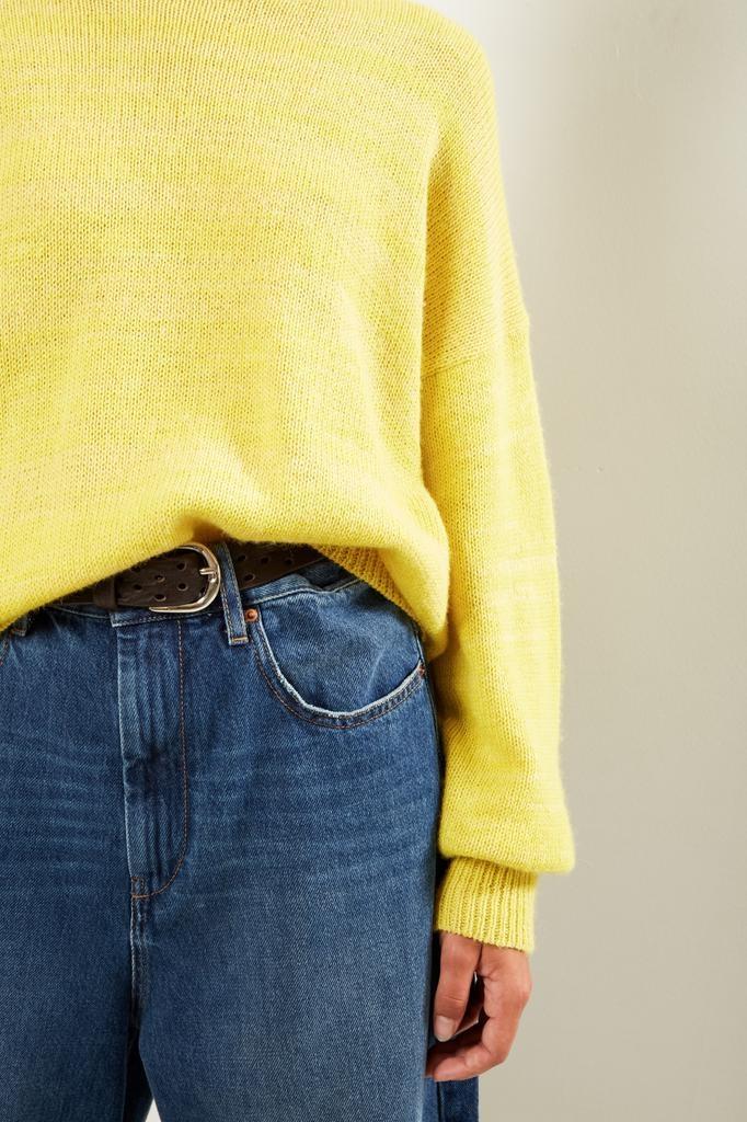 Etoile Isabel Marant - Gatliny alpaca knit sweater