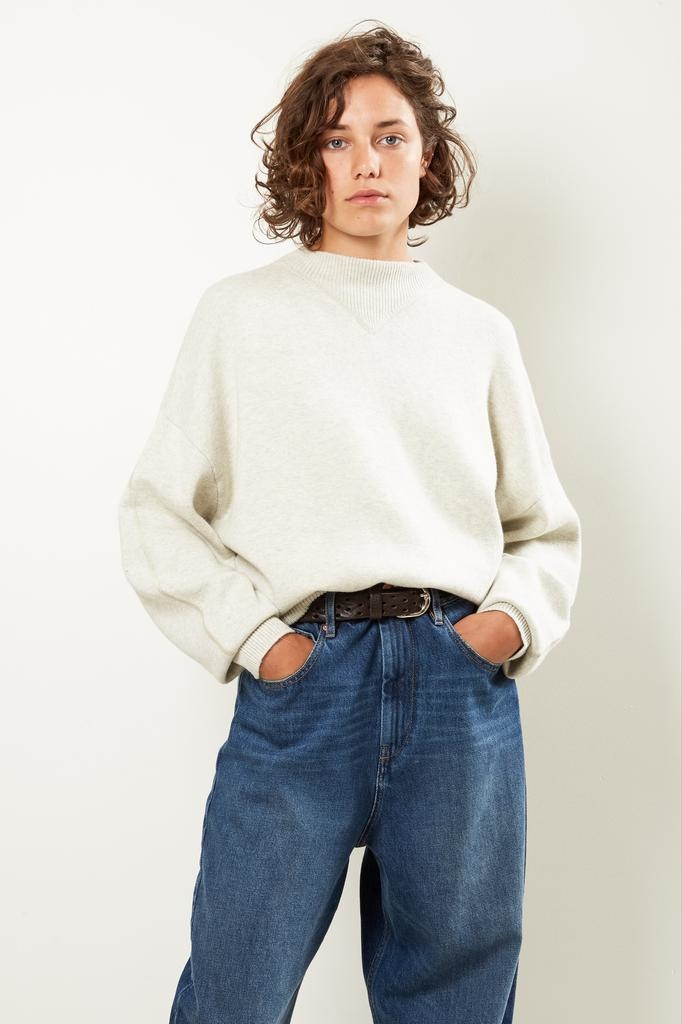 Etoile Isabel Marant Karl double regular sweater