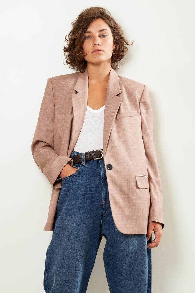 Etoile Isabel Marant Verix super 100 jacket
