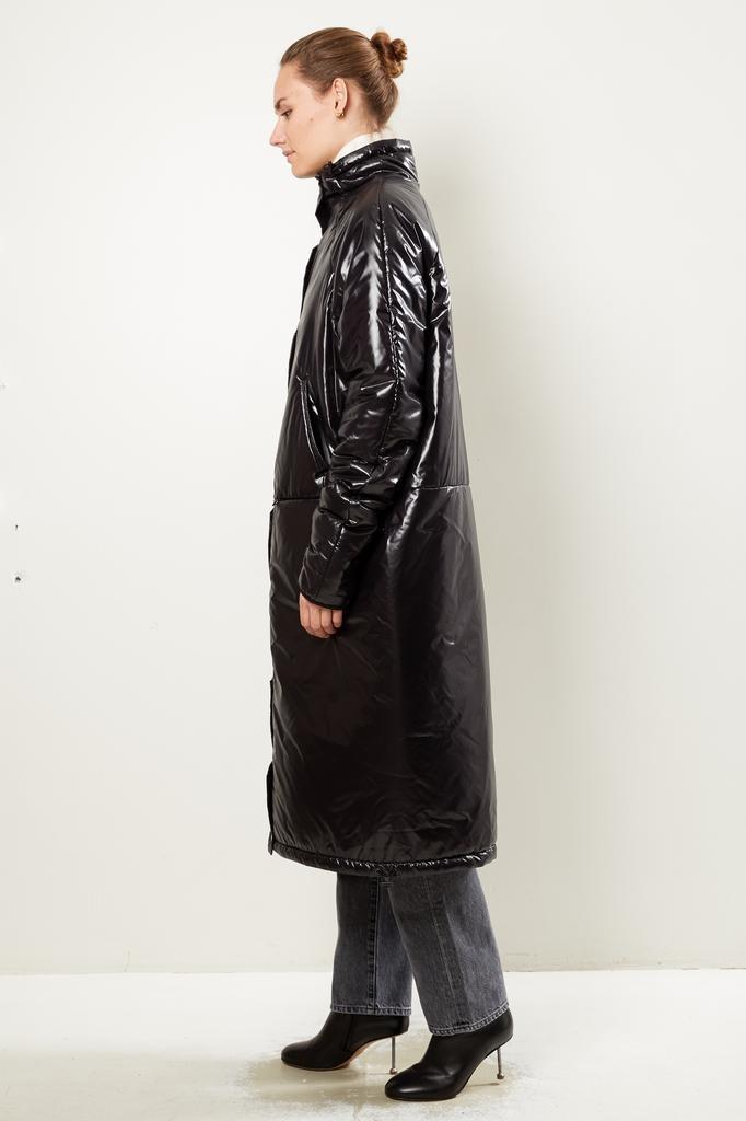 KASSL Nylon puffer coat
