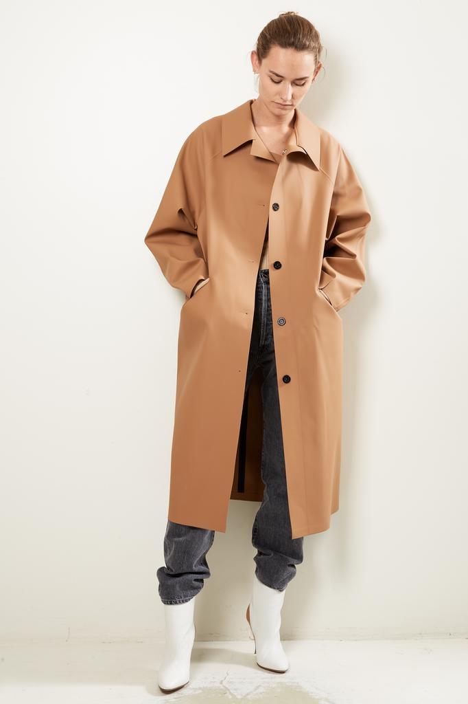 KASSL Rubber Tawny coat