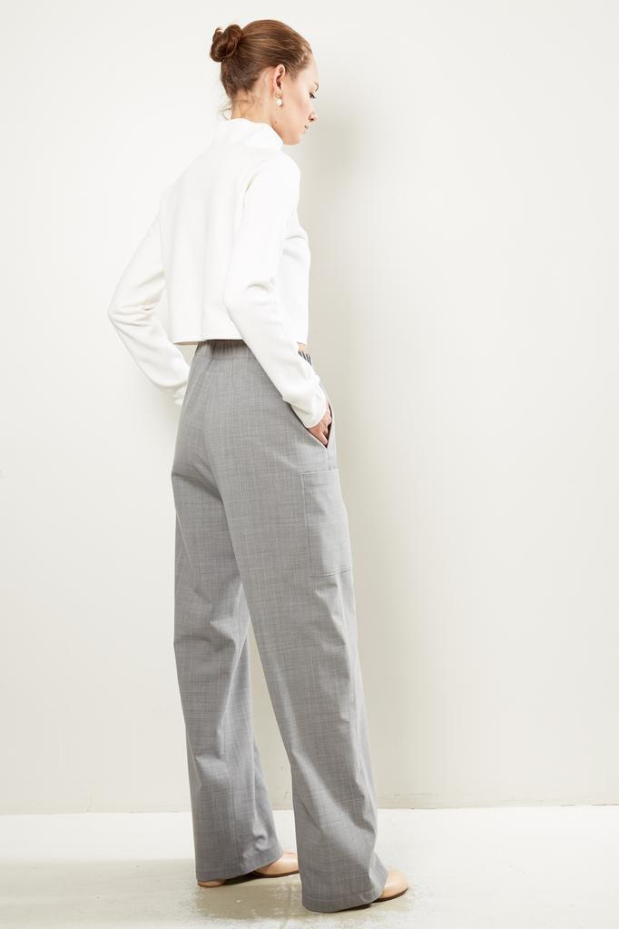 MM6 - Elasticated pant