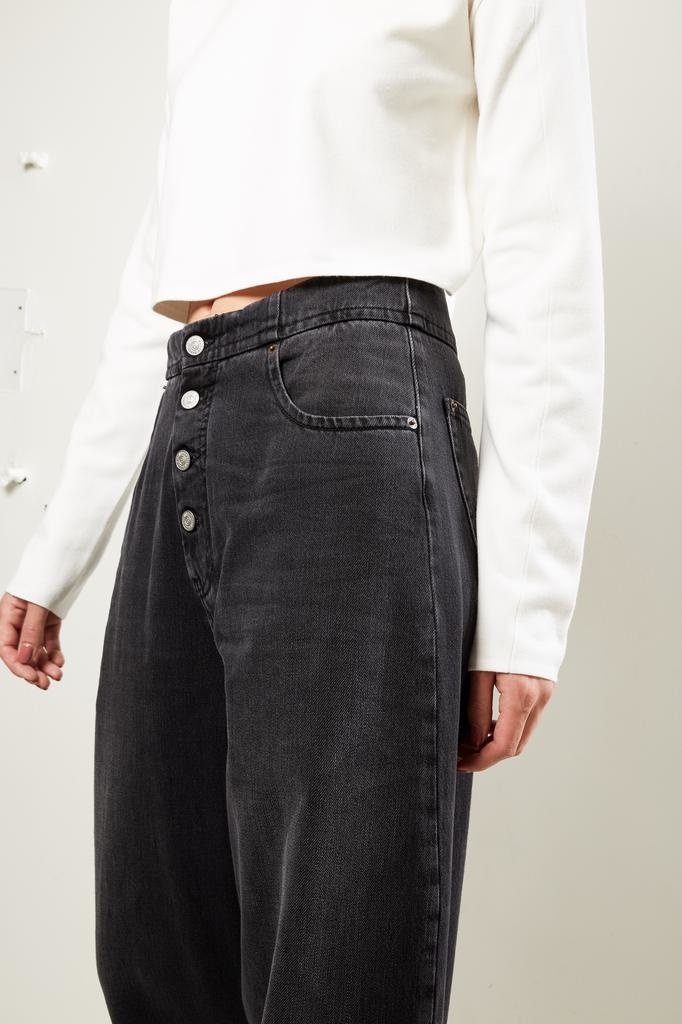 MM6 Pants 5 Pockets Denim