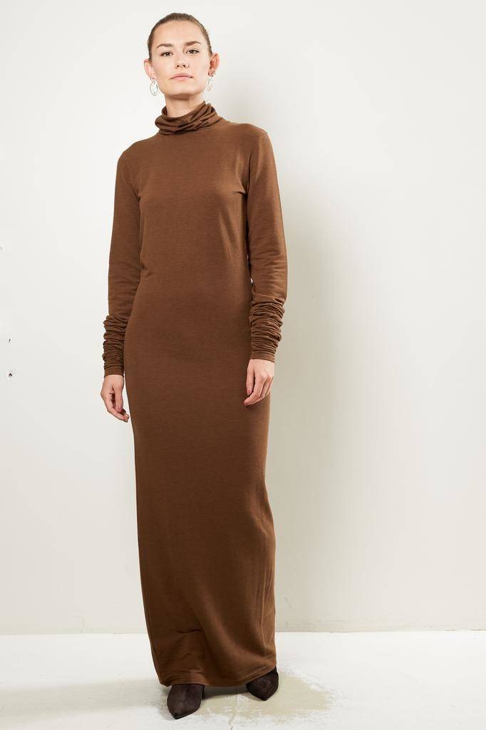 Lemaire Long turtle neck dress