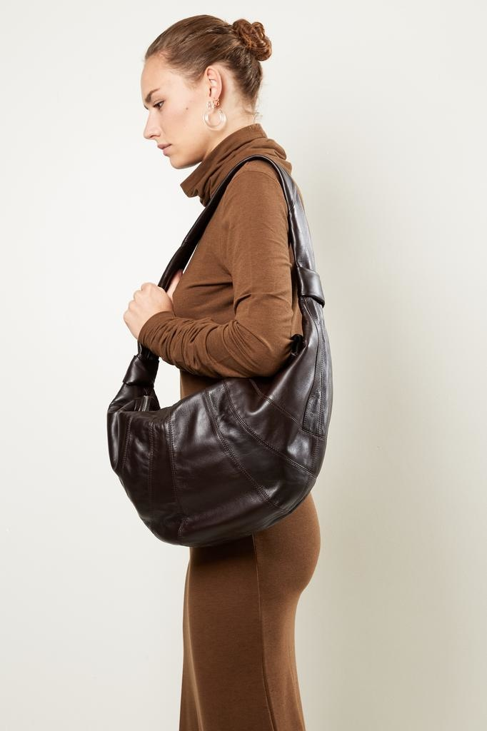 Lemaire Large bum soft nappa leather bum bag