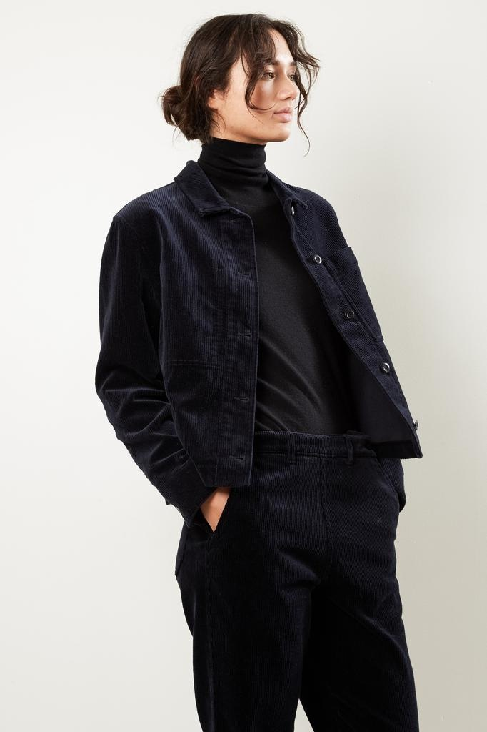 Margaret Howell MHL work heavy corduroy shirt jacket