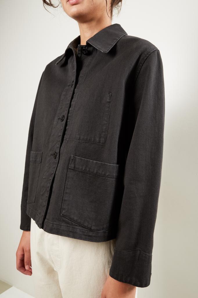 Margaret Howell - MHL pj pocket jacket heavy cotton drill