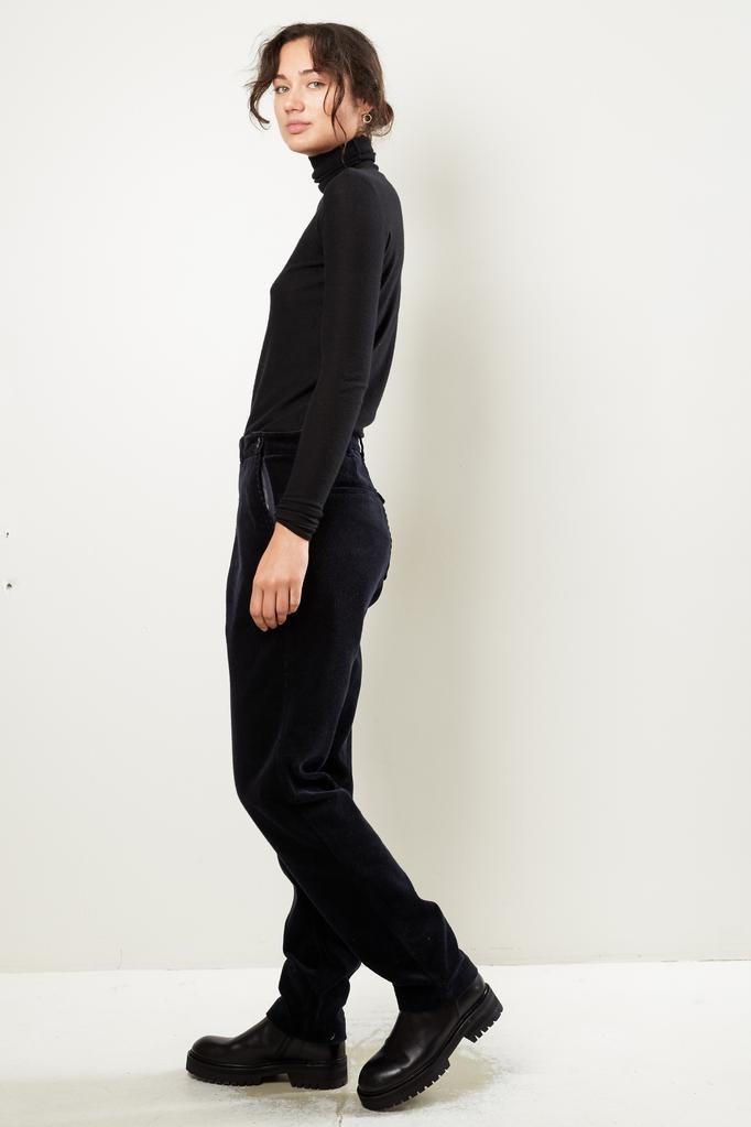 Margaret Howell MHL side zip heavy corduroy trousers