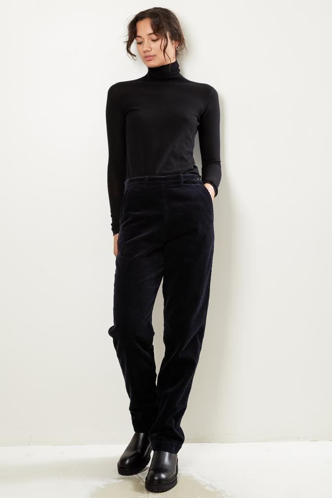 Margaret Howell - MHL side zip heavy corduroy trousers