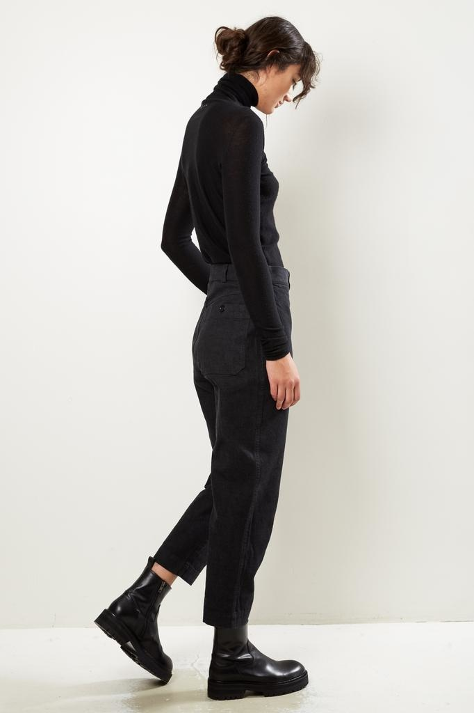 Margaret Howell MHL tapered natural denim trousers